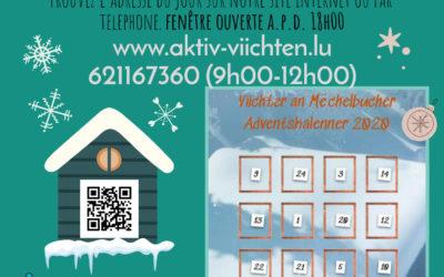 Adventskalenner aktiv-VIICHTEN
