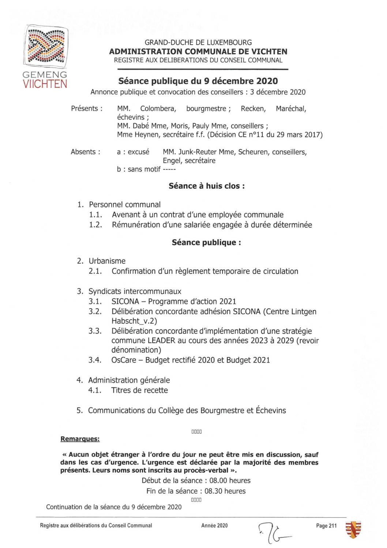 Séance CC - 2020.12.09